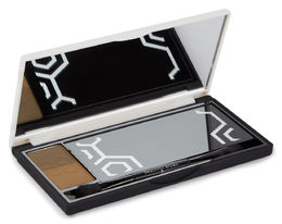 Beautiful Brows Nano Duo Kit, Light brown - Medium brown